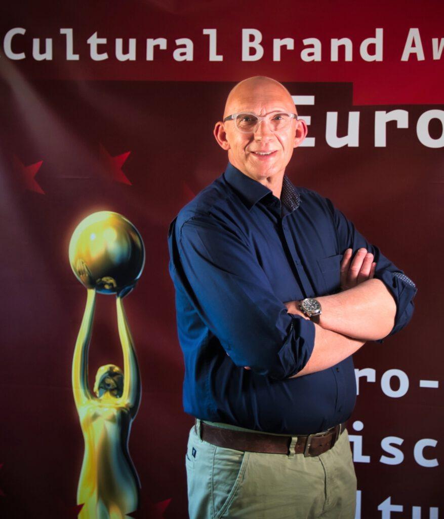 Bernd Bickhove - Berufliche Stationen: Beim Europäischen Kulturmarken-Award